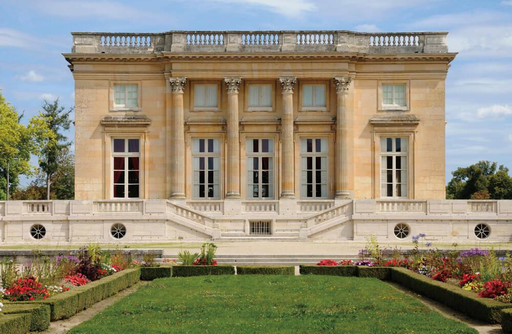 le Petit Trianon à Versailles