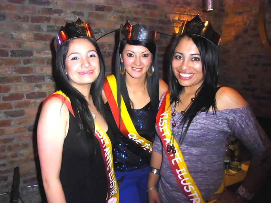 コロンビア女性