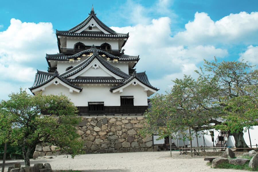 お城のイメージ写真(彦根城)