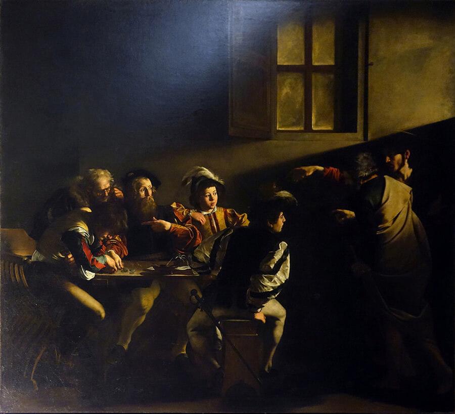 聖マタイの召命