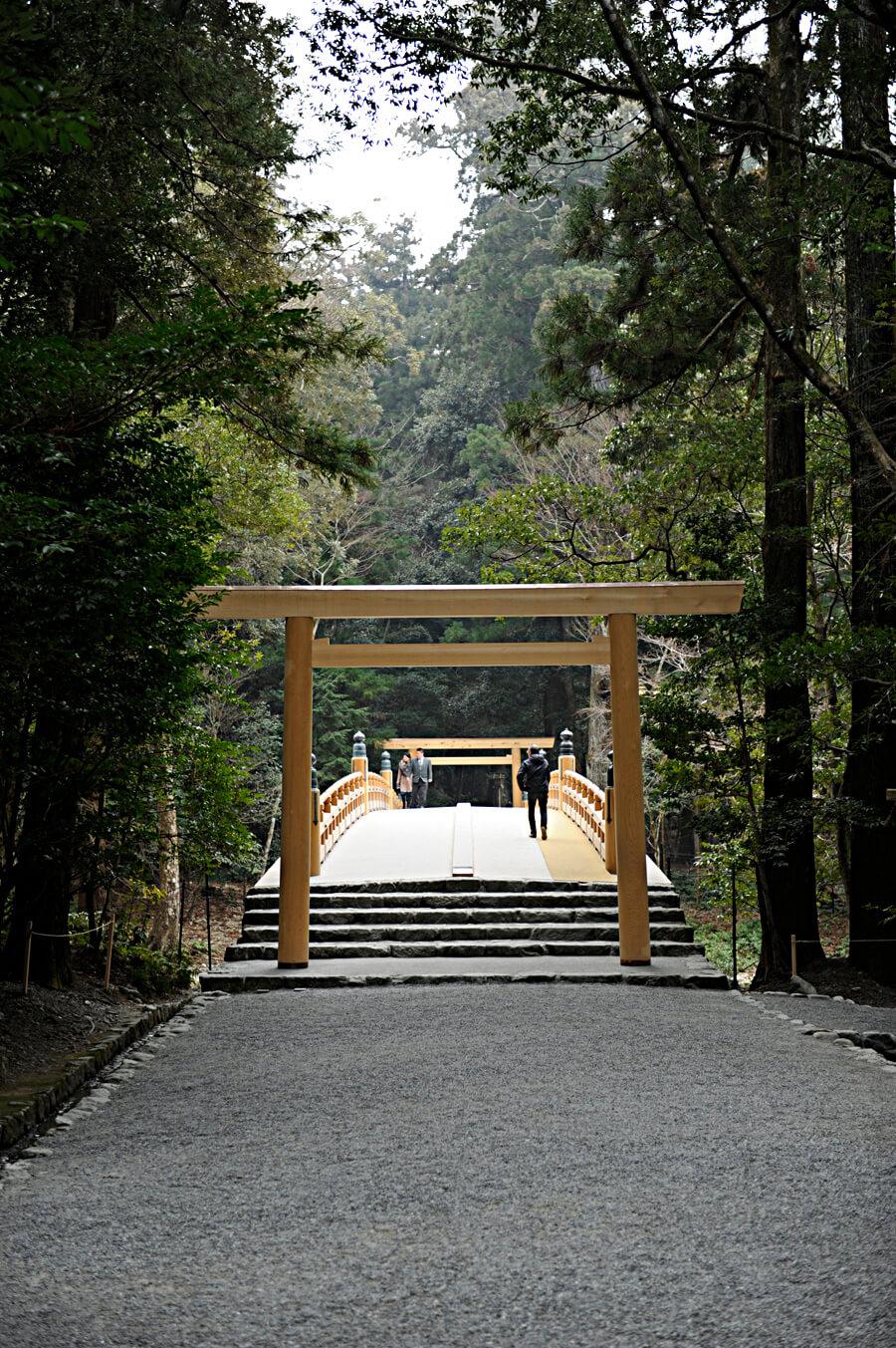 伊勢神宮の写真