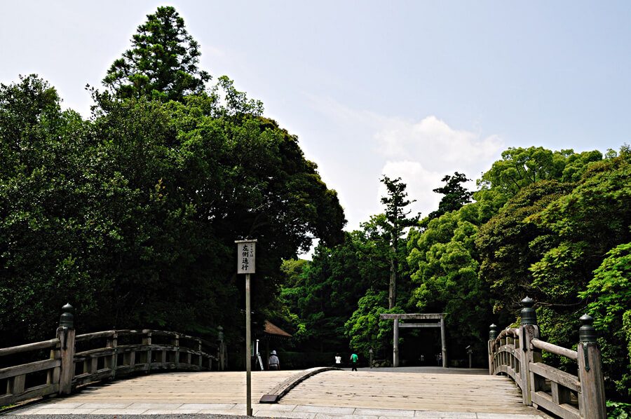 外宮前の橋