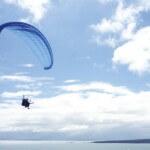 鳥のように空を飛んでみたい! タンデムフライトのススメ