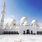 魅了必至!!世界一豪華と噂のアブダビ・モスク「シェイク・ザイード・グランド・モスク」はやっぱり豪華だった!!
