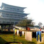 ネパールではお寺に泊まっちゃう?ルンビニの韓国寺でお寺滞在と精進料理を体験してみよう!