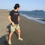 【水温調査】5月って半袖当然だし、さすがに水着で海に入れるんじゃないの?! in 湘南