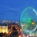 横浜…夜の観覧車を見ながら、ルームサービスでゆっくりと過ごす大人の恋人同士の楽しみ方