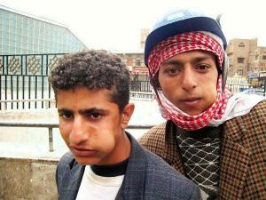 イエメン男性