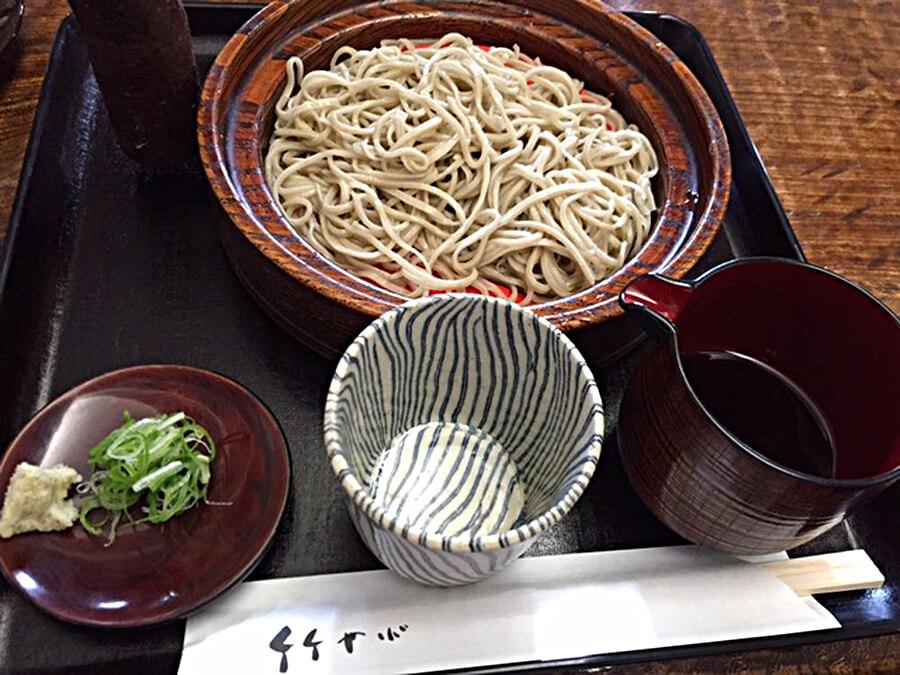 竹やぶ蕎麦