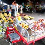 マンゴー好き必見!台湾マンゴーの故郷玉井の巨大青果市場はマンゴー博覧会のようだった!