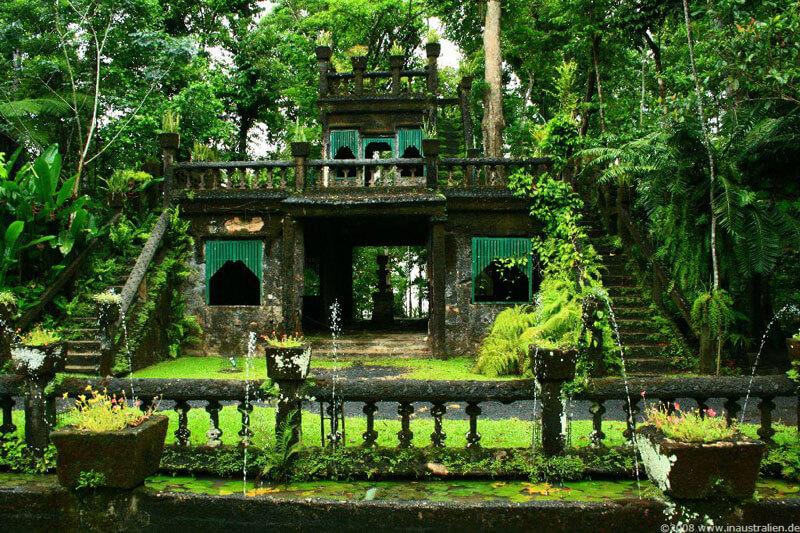オーストラリアのケアンズにある森の中のお城「パロネラパーク」がロマンチックで神秘的♪