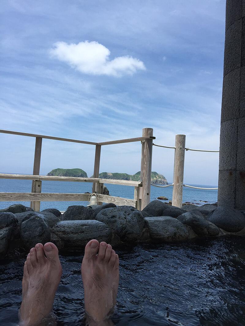 湯の浜露天温泉
