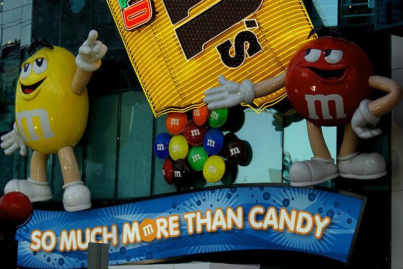 M&M Chocolate World
