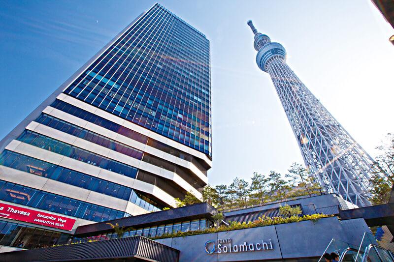東京ソラマチ女子に人気のレストラン&カフェに行くならココがオススメ!可愛いお店から話題のお店まで一挙にご紹介します!