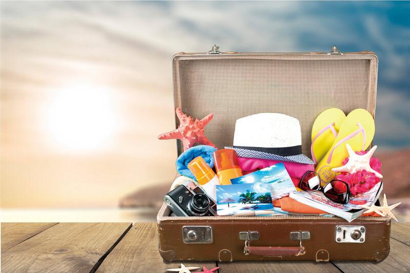 ついつい多くなっちゃう…海外旅行の荷物お悩み解決!荷物を最小限にするコツを大公開♪