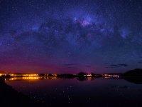 テカポの天の川