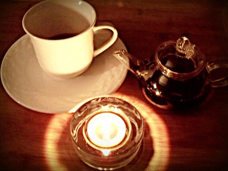 暗闇カフェ