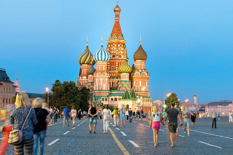 ロシア行くならどこへ行く?美しいロシアの定番観光スポットをご紹介します♪