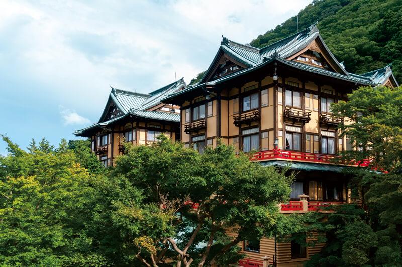 秋に行きたい温泉特集♪「日本温泉遺産を守る会」認定の極上温泉あつめました!