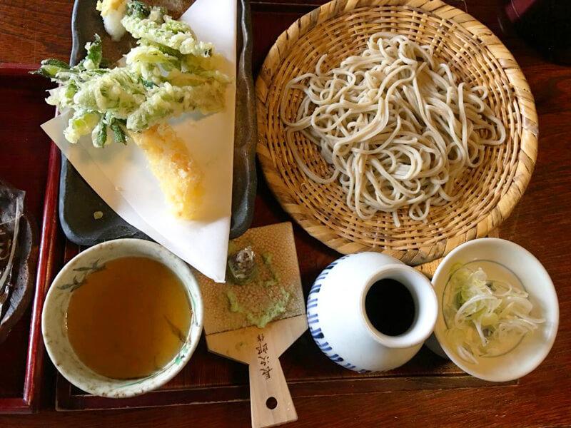 大松庵 蕎麦