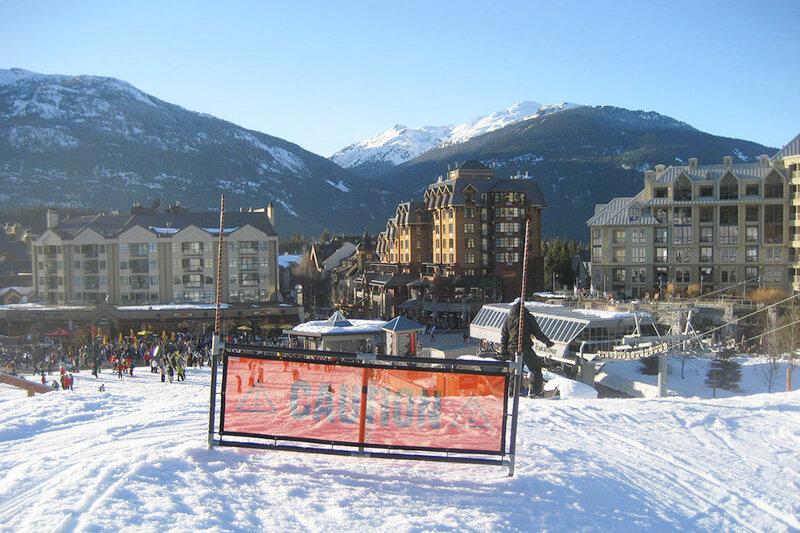 スキー好きなら一度は行ってみたい!世界有数のスキー場カナダ「ウィスラー」