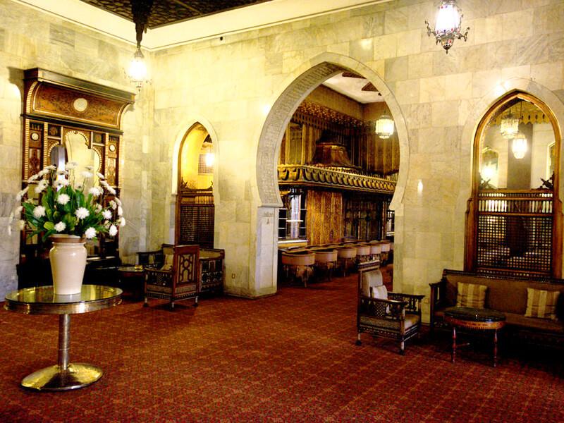 メナハウスホテル