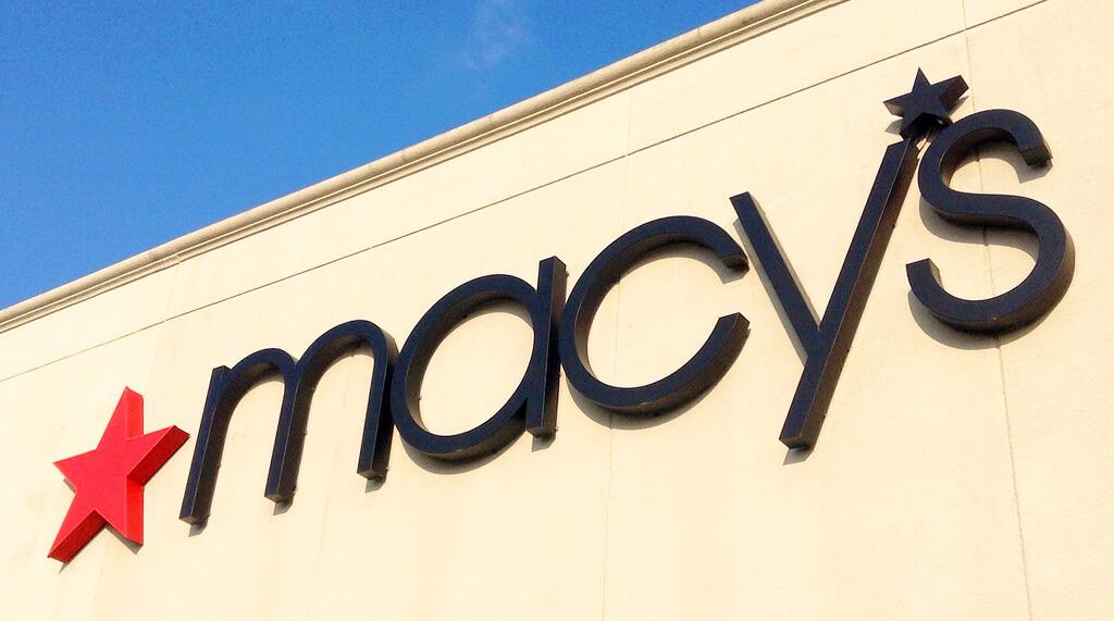 macy's 看板