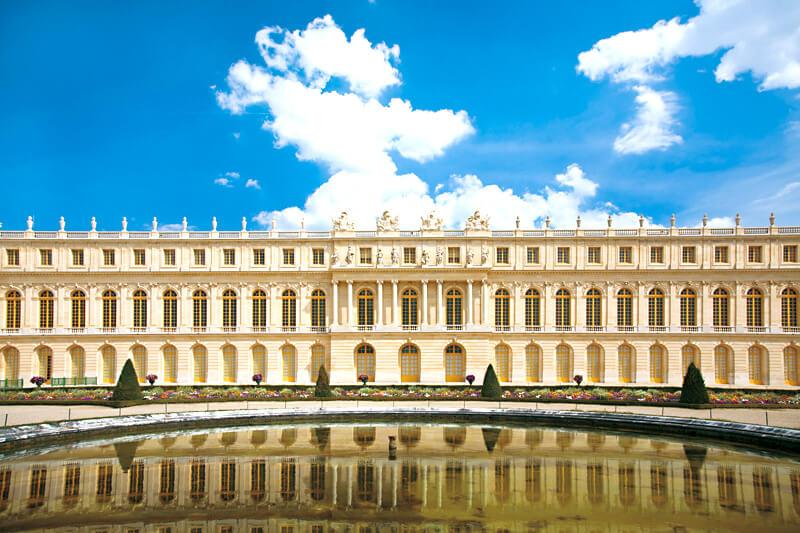 ヴェルサイユ宮殿内部