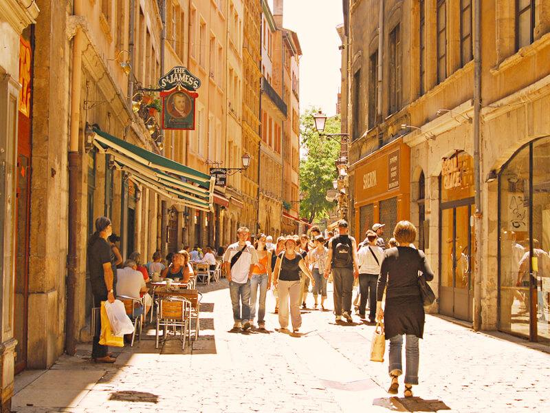旧市街ヴューリヨン