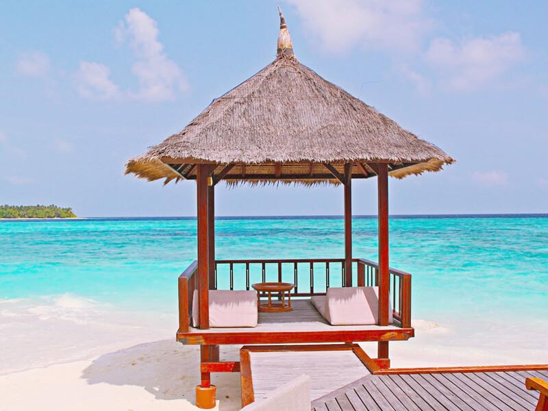 モルディブ ビーチ