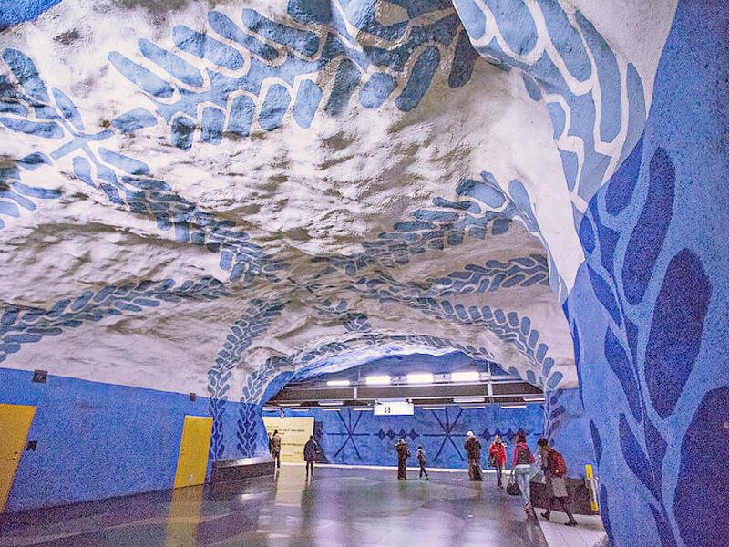 セントラーレン駅