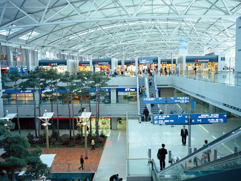 仁川国際空港(イメージ)