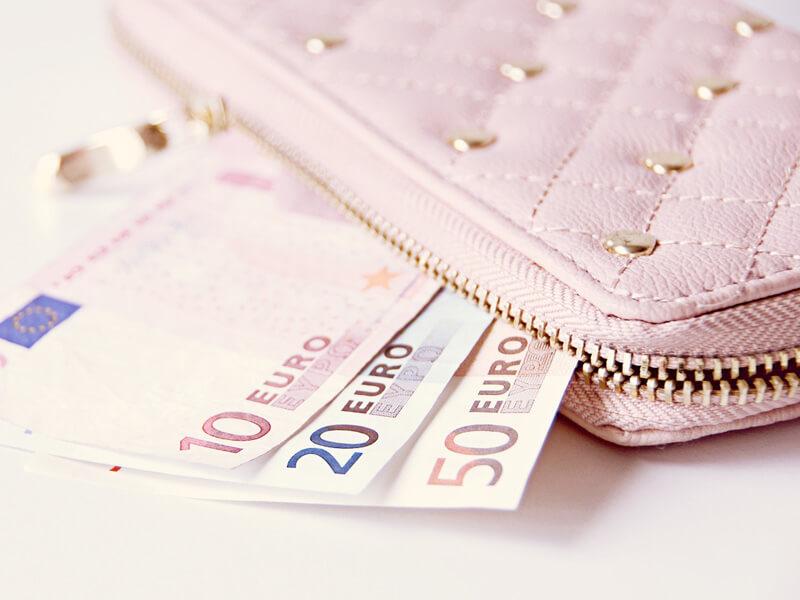 お財布、紙幣