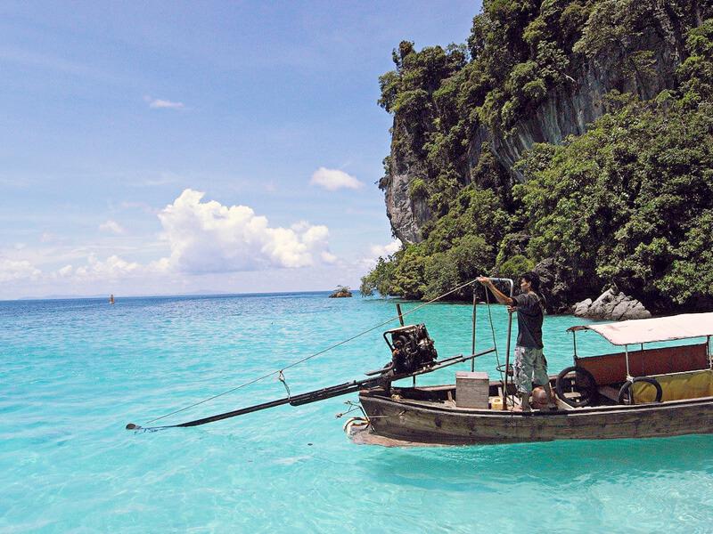 タイ・ピピ島