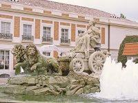 スペイン村噴水
