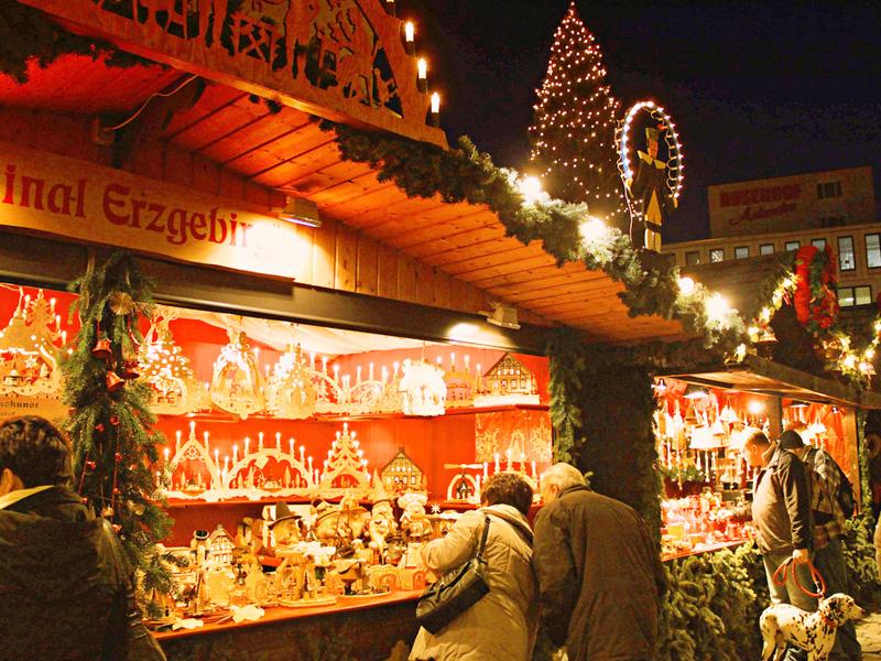 クリスマス・マーケット雑貨屋(ドイツ)
