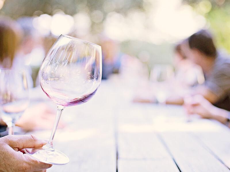 ワイン試飲 イメージ