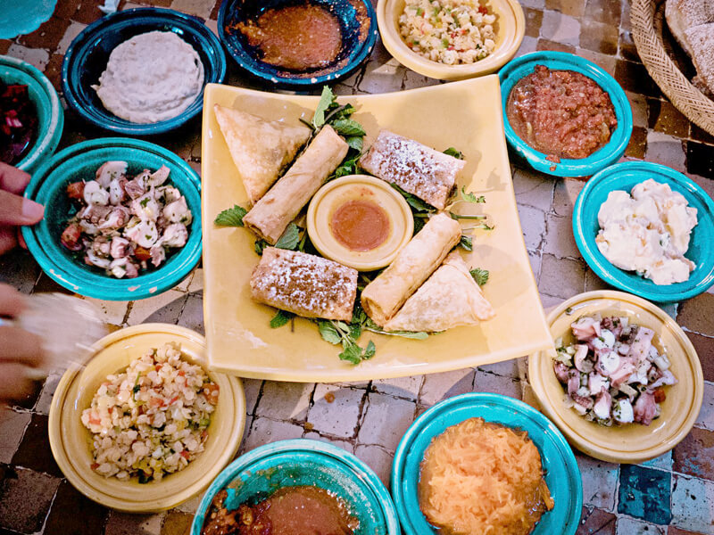 モロッコレストラン