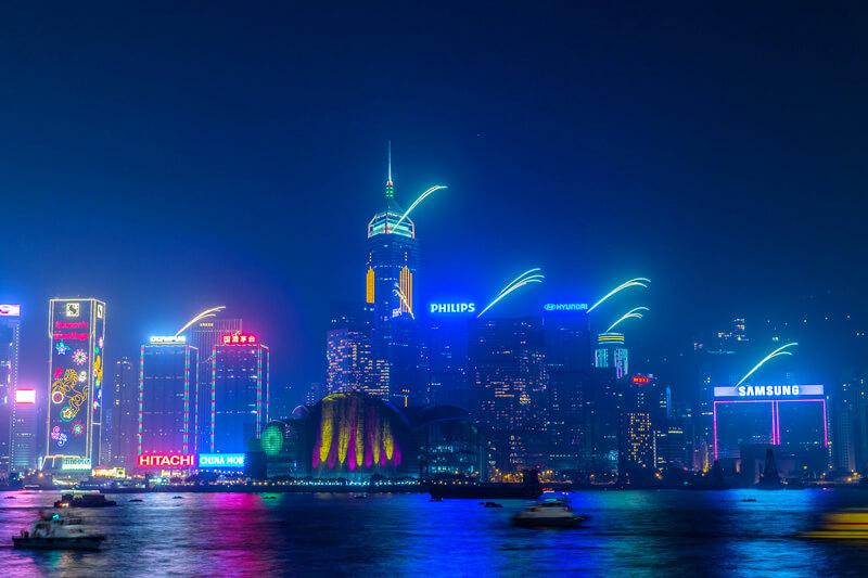 香港カウントダウン・セレブレーション