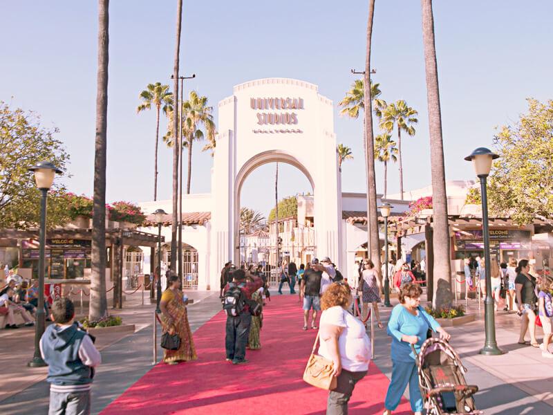 ハリウッドレッドカーペット