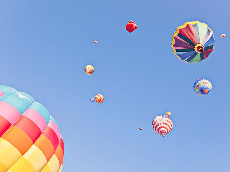 気球 イメージ