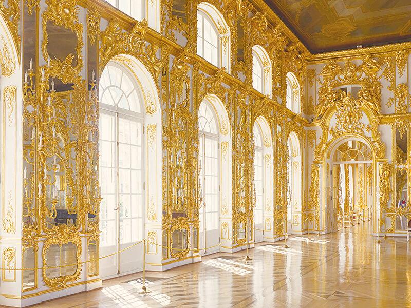 エカテリーナ宮殿-内部-イメージ