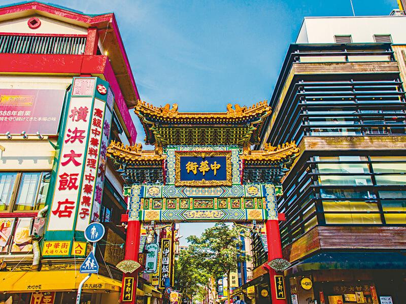 横浜中華街 イメージ