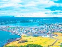 済州島 街並み イメージ