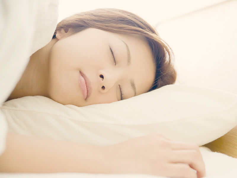 睡眠 イメージ