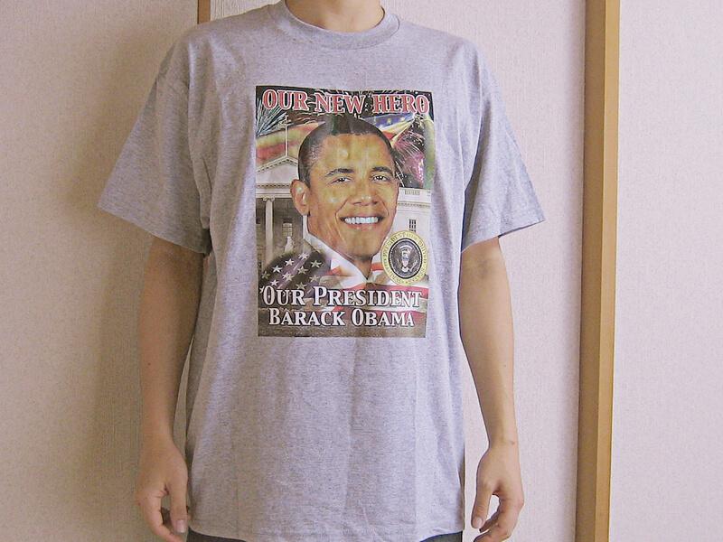 オバマ大統領グッズ