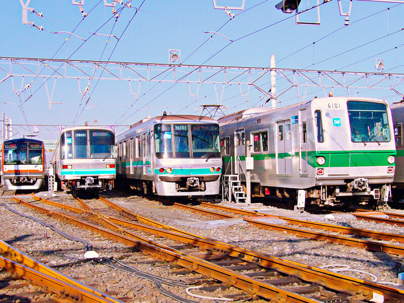 鉄道のイメージ
