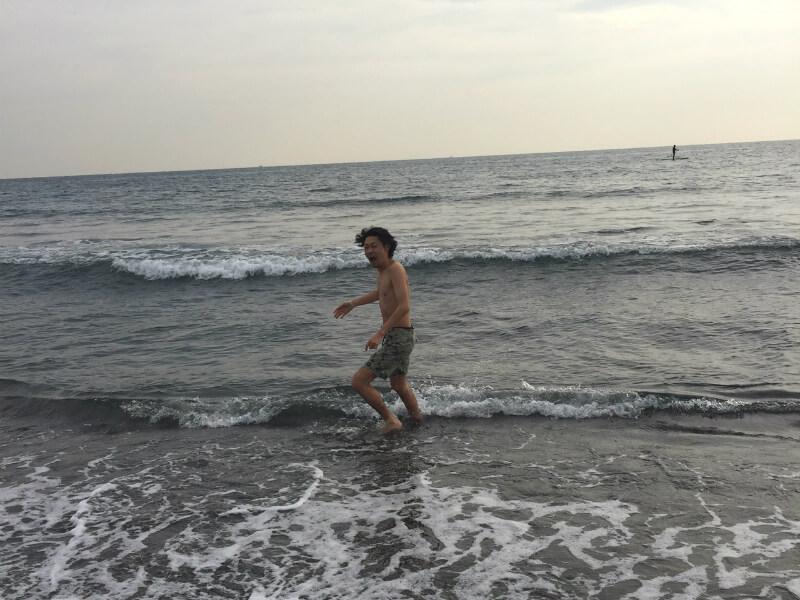 湘南 水温調査