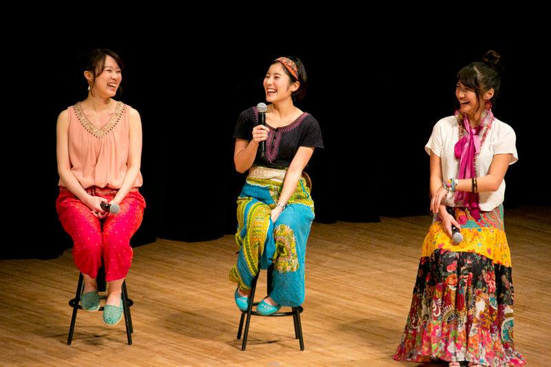 世界を旅する女子が輝くコンテスト SHINEファイナリスト