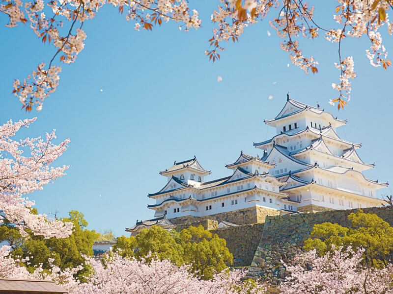 兵庫県・姫路城